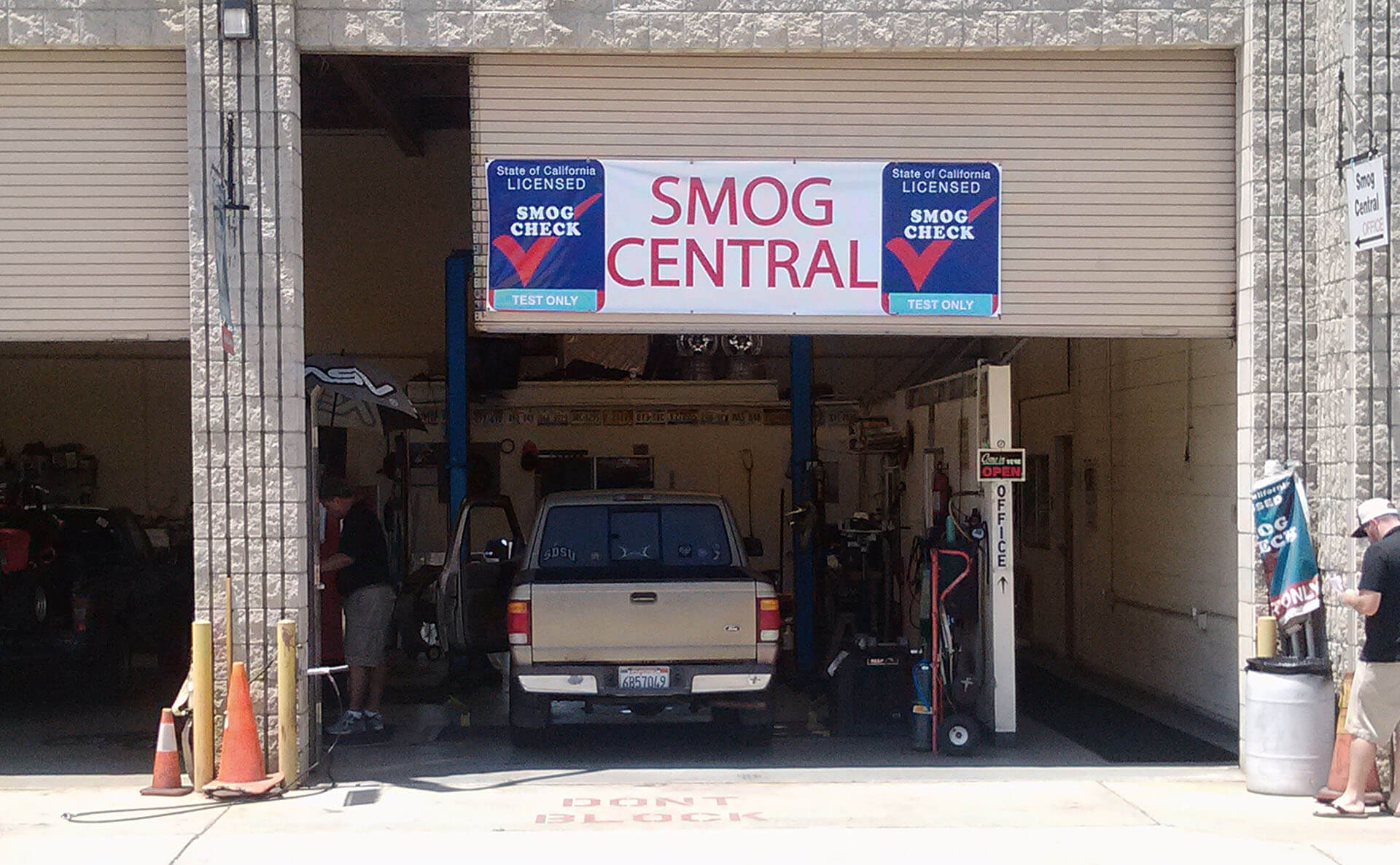 Smog Central Station Complete Auto Repair And Smog Test San Marcos