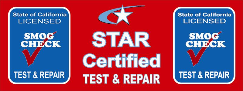 STAR Test and Repair